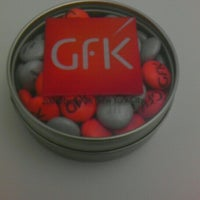 Photo taken at GfK North America Headquarters by Michelle @artcoholic H. on 7/15/2013