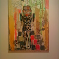 Photo taken at Accola Griefen Gallery by Michelle @artcoholic H. on 3/28/2013