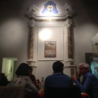 Photo taken at Il Cenacolo by Margherita P. on 4/26/2014
