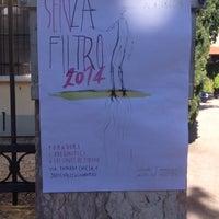 Photo taken at Elisabetta Foradori by Margherita P. on 5/5/2014
