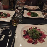 Photo taken at Club Asteria Italian A La Carte Restaurant by Duran N. on 10/22/2016