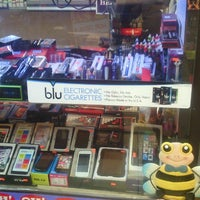 Photo taken at Brookpark Smokes & Beverages by Brookpark B. on 7/10/2014