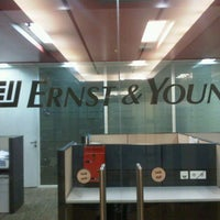 Photo taken at Ernst & Young Indonesia (EY) by Gil W. on 10/4/2012