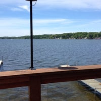 Photo taken at Lake Inn by LamiAm on 6/15/2014