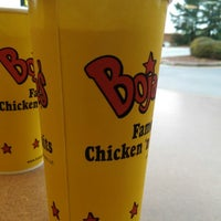 Photo taken at Bojangles' Famous Chicken 'n Biscuits by Seth E. on 4/19/2014