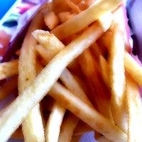 Photo taken at Burger King by V V. on 9/29/2012