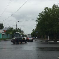 Photo taken at Улица Володарского by Дмитрий С. on 5/19/2016