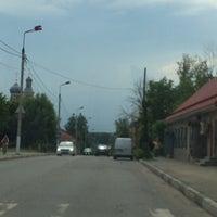 Photo taken at Улица Володарского by Дмитрий С. on 5/30/2014