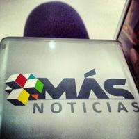 Photo taken at Radio Y Television De Veracruz by Rose Á. on 2/19/2014