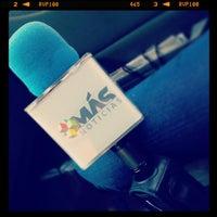 Photo taken at Radio Y Television De Veracruz by Rose Á. on 3/18/2014