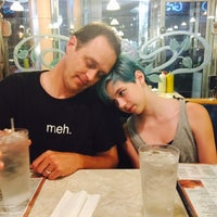Photo taken at Landmark Diner by Carrie P. on 7/18/2015