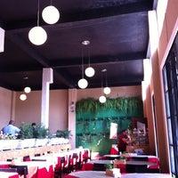 Photo taken at Restaurante Giardin by Edgar C. on 4/25/2014