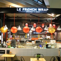 Photo taken at Le French Wrap by Le French Wrap on 3/7/2014