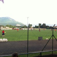 Photo taken at Centro sportivo le Prate by Simone  V. on 6/30/2014
