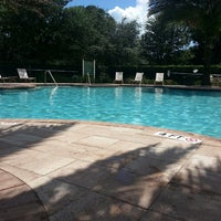 Photo taken at Grand Haven Creekside Pool by Bradley H. on 8/19/2013
