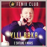 Photo taken at FENIX club by Fenix C. on 3/1/2014