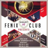 Photo taken at FENIX club by Fenix C. on 2/9/2014