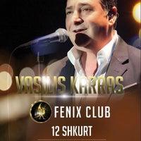 Photo taken at FENIX club by Fenix C. on 1/26/2014