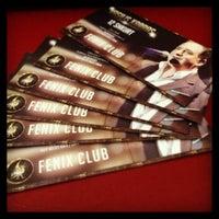 Photo taken at FENIX club by Fenix C. on 1/30/2014