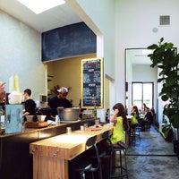 Photo taken at AP Café by Greg W. on 6/1/2014