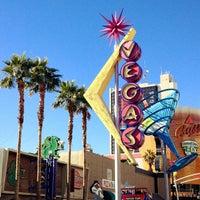 Photo taken at Downtown Las Vegas by Greg W. on 12/28/2012