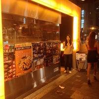 Photo taken at 北新地 牛寶 by Greg W. on 9/18/2013