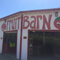 Photo taken at Fruit Barn by Kevin M. on 4/15/2016