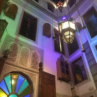 Photo taken at Riad Verus by Kevin M. on 5/31/2017