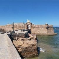 Photo taken at Castillo de San Sebastián by Jordi P. on 9/4/2017