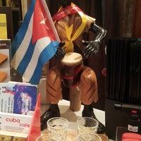 Снимок сделан в Cuba Cafe пользователем Zhanin S. 3/26/2017