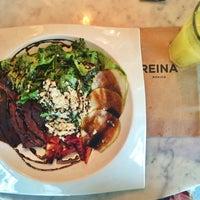 Photo taken at REINA by Nicky V. on 9/12/2014