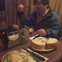 Photo taken at NorthWestern Steakhouse by Shara D. on 2/16/2015