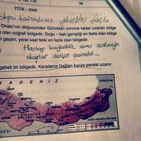 Photo taken at giresun sınav dersanesi by Halime H. on 9/12/2014