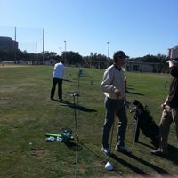 Photo taken at Hank Haney Golf Center by Christian P. on 12/13/2012