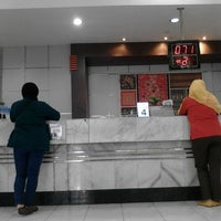 Photo taken at Bank BRI by Tika D. on 1/27/2014