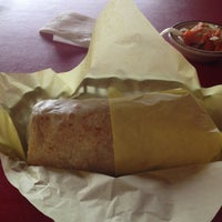 Photo taken at El Super Burrito by Gary S. on 4/10/2013