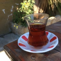 Photo taken at Çağla Gözleme Evi by Deniz F. on 2/10/2014