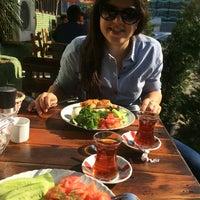 Photo taken at Çağla Gözleme Evi by Deniz F. on 6/11/2014