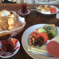 Photo taken at Çağla Gözleme Evi by Deniz F. on 2/5/2014