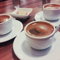 Photo taken at The Brown Coffee & Brasserie by Tugce Y. on 3/3/2015