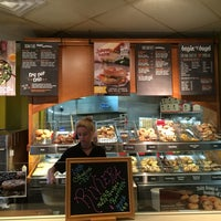 Photo taken at Bruegger's Bagels by Shawn S. on 7/21/2014