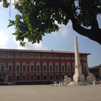Photo taken at Piazza Aranci by Dona T. on 9/9/2014