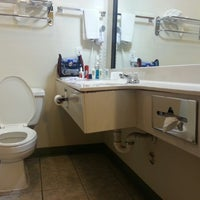 Photo taken at Quality Inn & Suites by Brian S. on 5/24/2013