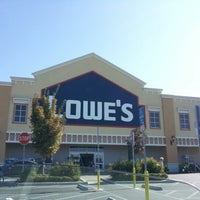 Photo taken at Lowe's Home Improvement by Jason U. on 10/14/2012