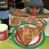 Photo taken at Sbarro by Seda A. on 8/26/2014