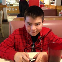 Photo taken at Biggies pizza & wings by Jonathan R. on 4/24/2013