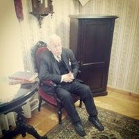 Photo taken at Дом-музей В. В. Вересаева by Maksim M. on 3/20/2014