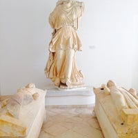 Photo taken at Carthage National Museum I Le musée national de Carthage I المتحف الوطني بقرطاج by SngL🍀💰🏡🚗⛵️🍀 on 3/4/2017