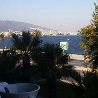 Photo taken at Vizyonport Gayrimenkul by Didem Ç. on 7/8/2014