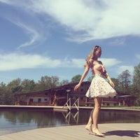 Снимок сделан в Welna Eco Spa Resort пользователем Marusya 5/21/2015